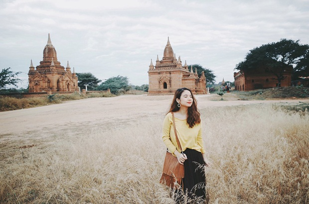 mùa thu Myanmar