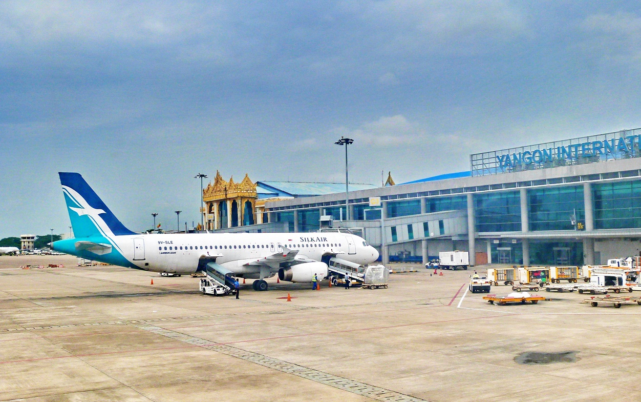 Sân bay Yangon