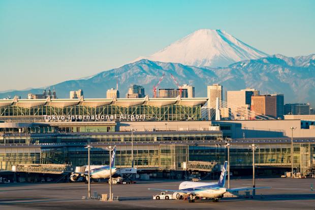 Sân bay Haneda