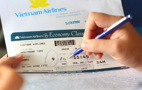 Bỏ túi kinh nghiệm quý báu khi mua vé máy bay