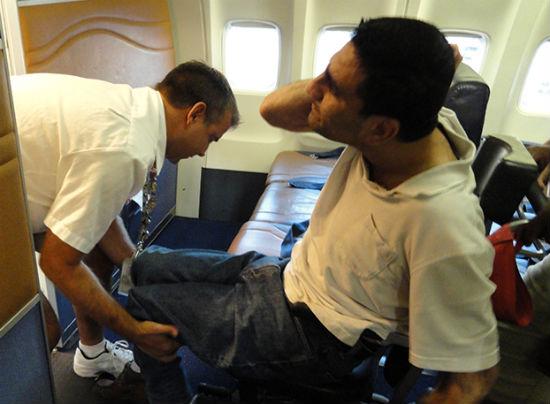 Dịch vụ cho hành khách khiếm thị của Vietnam Airlines