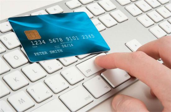 Xác thực thẻ tín dụng khi thanh toán vé online