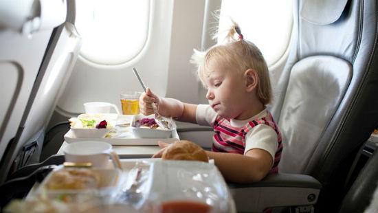 Suất ăn đặc biệt dành cho trẻ em