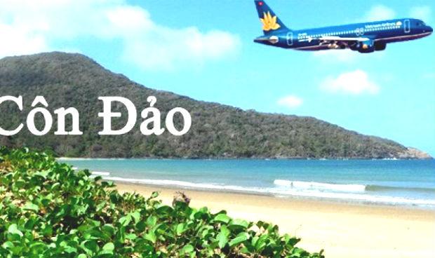 giá vé máy bay từ Hà Nội đi Côn Đảo rẻ
