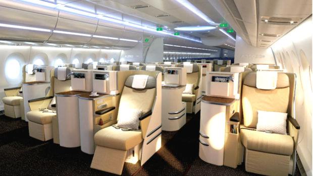 Kết quả hình ảnh cho vietnam airlines ghế ngồi hạng thương gia