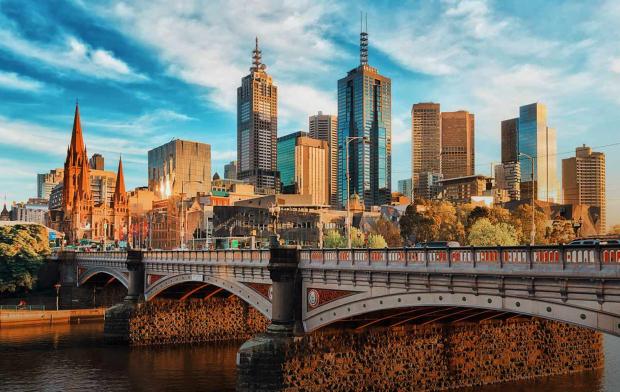 Đặt vé máy bay TPHCM đi Melbourne giá rẻ