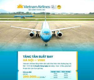 Về thăm quê Bác với ưu đãi Vietnam Airlines chỉ từ 299,000 VNĐ