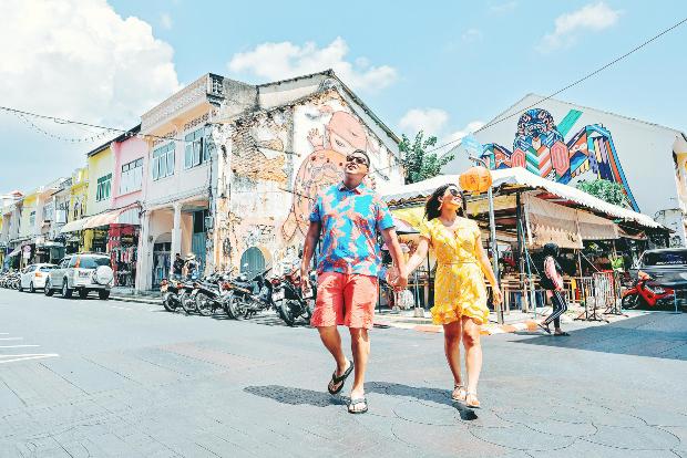 Khu phố cổ Phuket