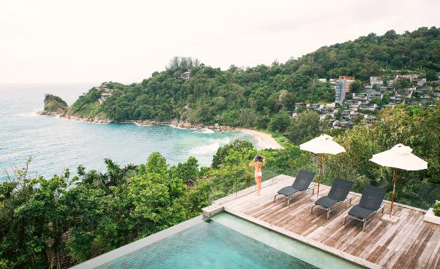 khu nghỉ dưỡng ở Phuket