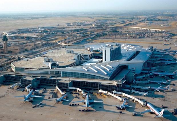 Sân bay Dallas