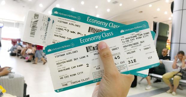Đặt vé máy bay đi Tp.HCM