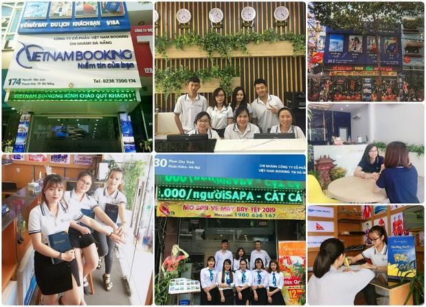 Phòng vé Vietnam Airlines chính thức: Vietnam Booking