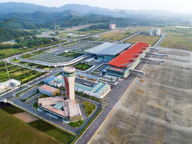 Sân bay Vân Đồn