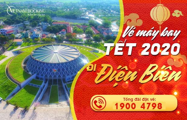 Đặt vé máy bay Tết đi Điện Biên giá rẻ