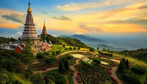 Đặt ngay vé máy bay đi Chiang Mai giá rẻ | Chỉ từ 3.000.000Đ