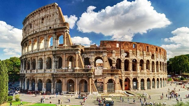 Đặtvé máy bay đi Rome