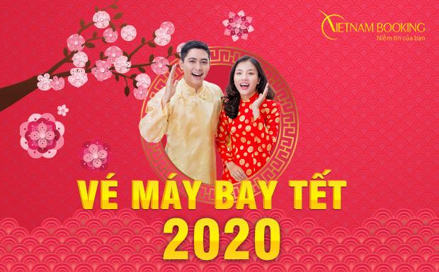 Đặt vé máy bay Tết Vietnam Airlines giá rẻ