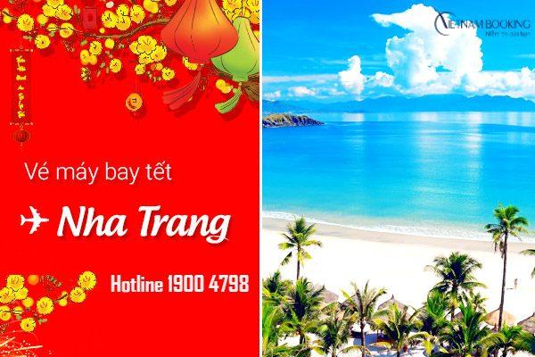Săn vé máy bay TếtNha Trang giá rẻ