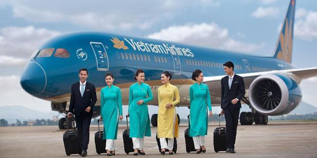 vé máy bay Tết đi Rạch Giá Vietnam Airlines