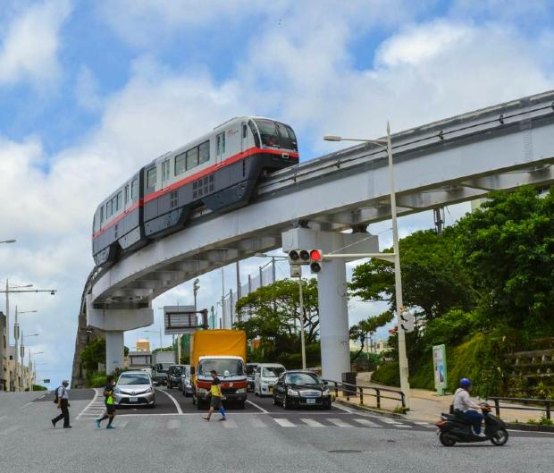 Tàu điện ở Okinawa