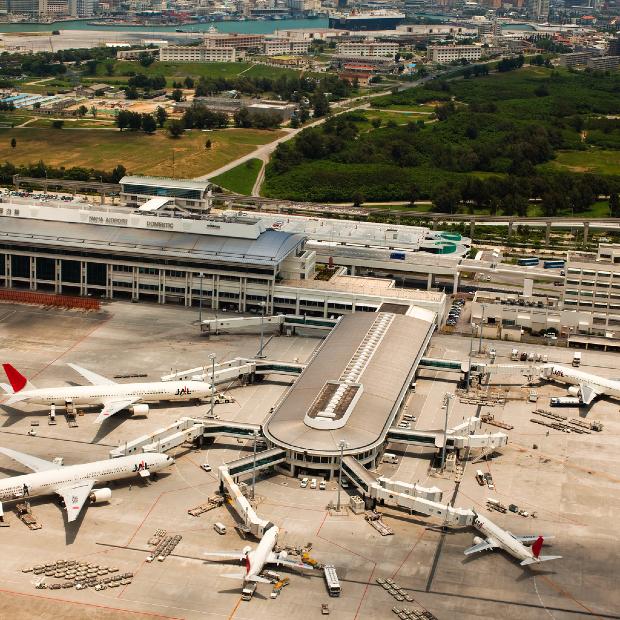 Sân bay Naha Okinawa
