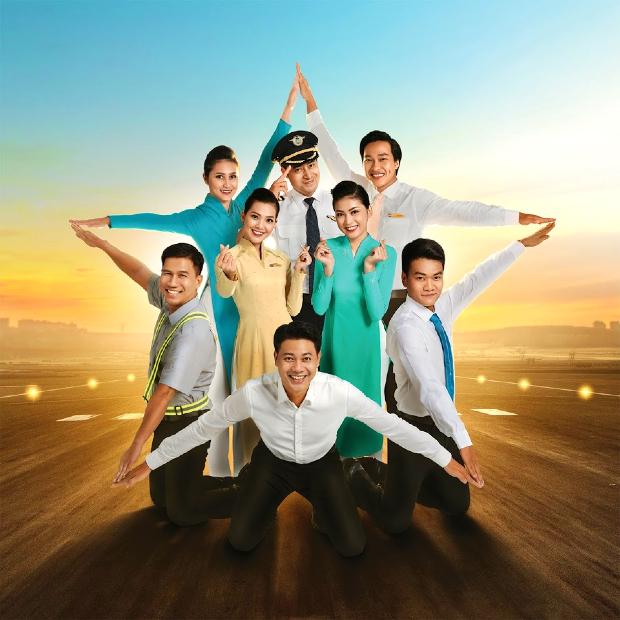 Săn vé máy bay Vietnam Airlines giá rẻ