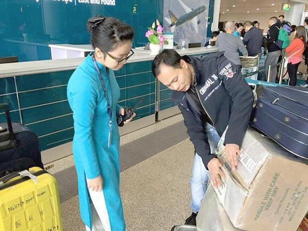 quy định hành lý ký gửi đi Mỹ Vietnam Airlines