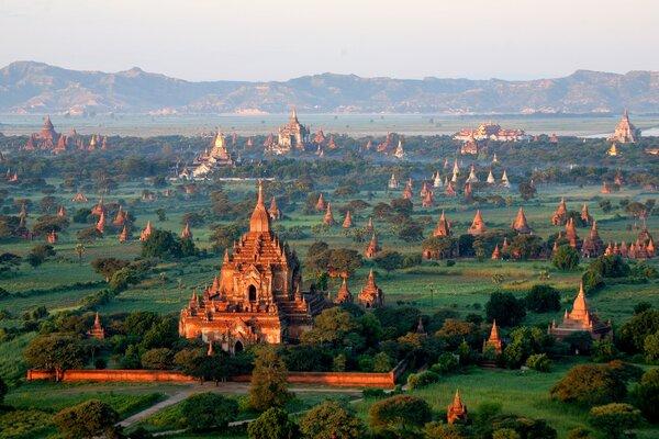 săn vé máy bay đi myanmar giá rẻ