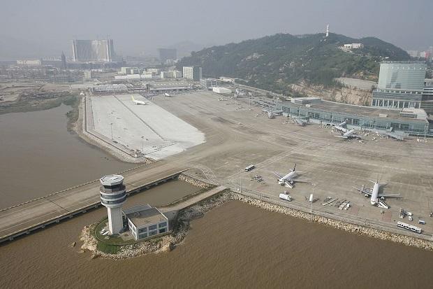 mua vé máy bay đi Macau