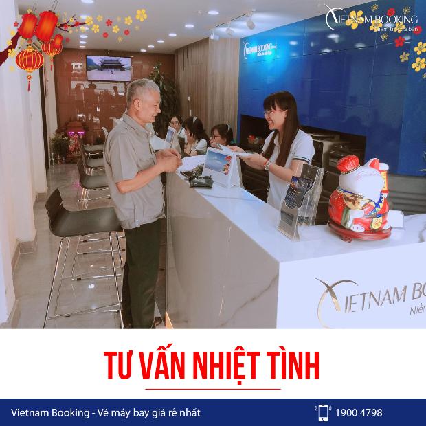 phòng vé máy bay Vietnam Airlines Đà Nẵng
