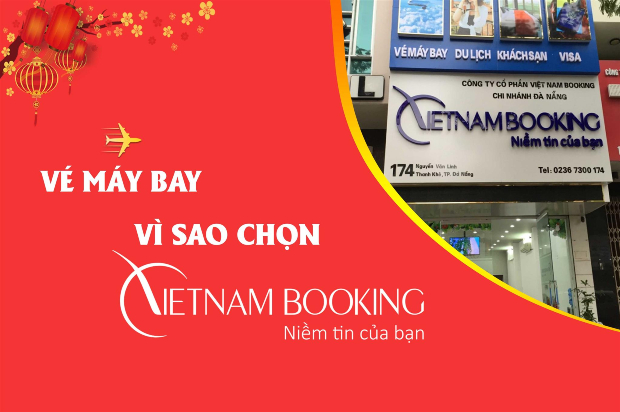 Phòng vé máy bay Vietnam Airlines