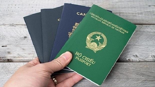 giấy tờ tùy thân đi máy bay Vietnam Airlines