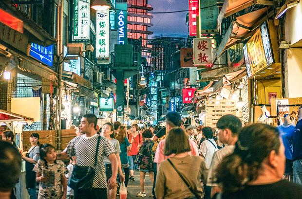 Chợ đêm Shilin Đài Loan