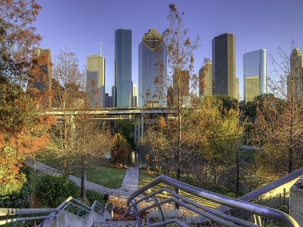 Houston mùa thu