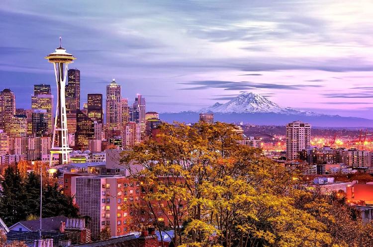 vé máy bay từ Tp Hồ Chí Minh đi Seattle