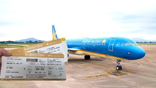 san ve may bay vietnam airlines gia re