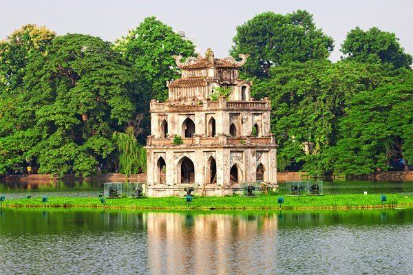 Vé máy bay từ Điện Biên đi Hà Nội