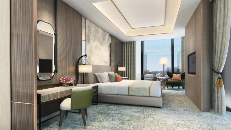 Review khách sạn Vinpearl Landmark 81