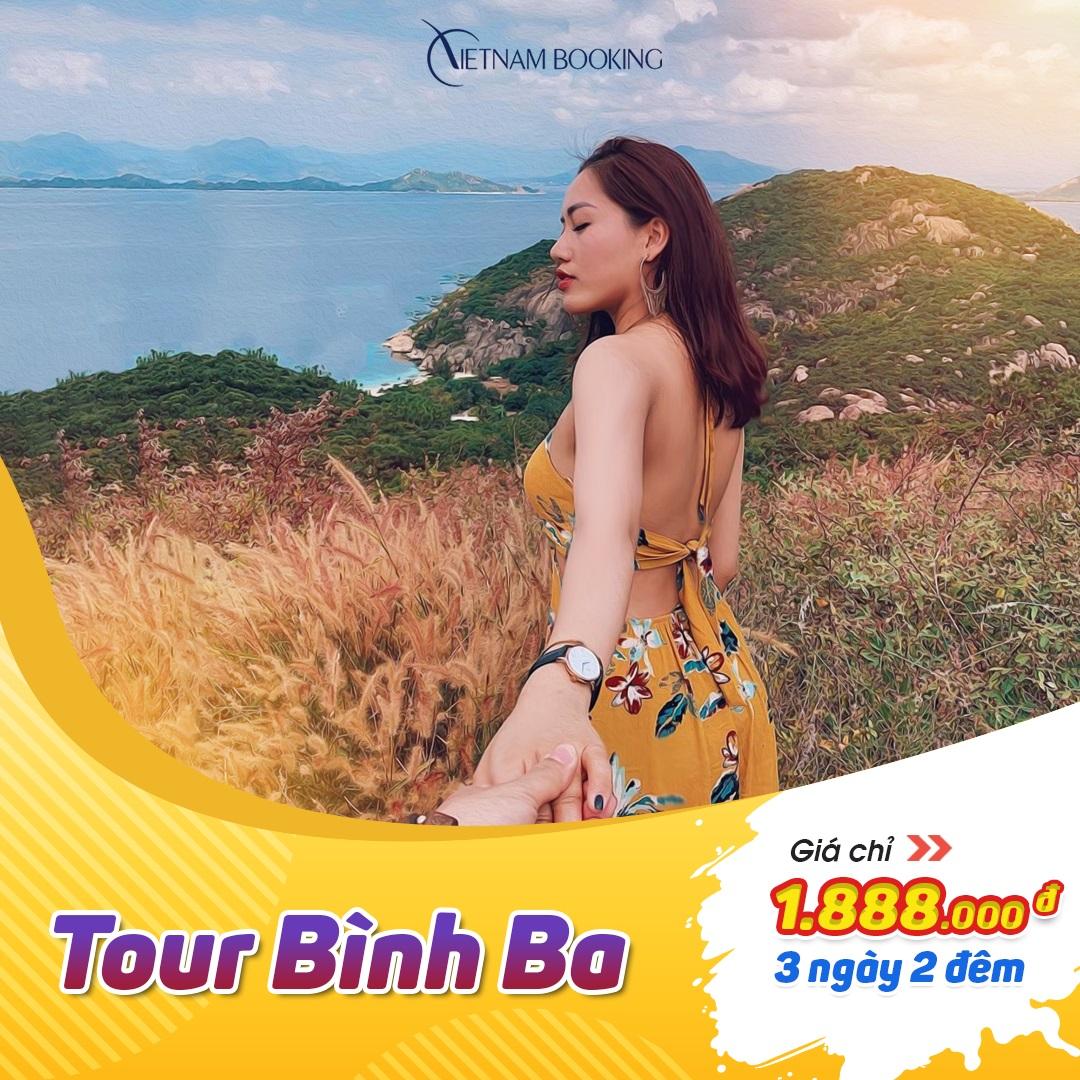 Tour du lịch Bình Ba 3 ngày 2 đêm
