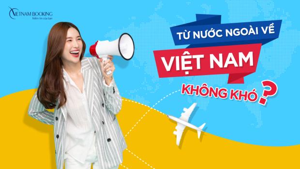 Chuyến bay từ Pháp về Việt Nam