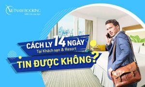 [Hot] Danh sách khách sạn cách ly tại Hà Nội