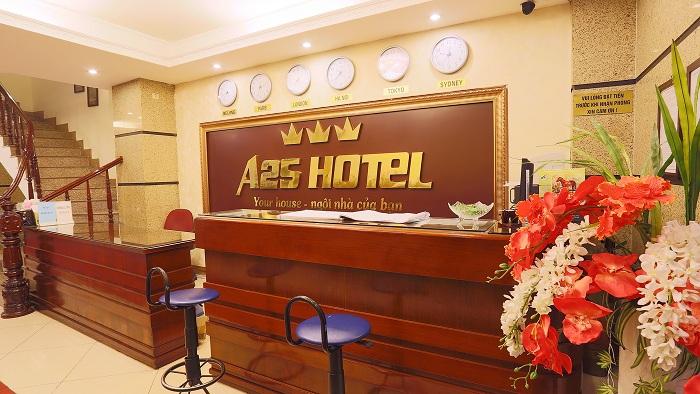 Khách sạn A25 Đà Nẵng