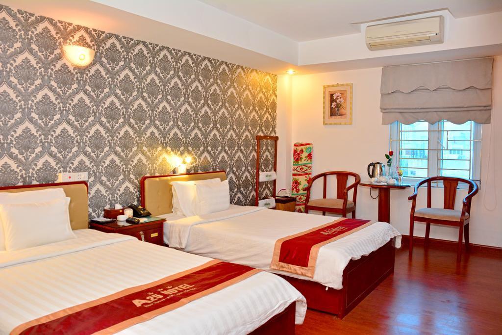 Phòng nghỉ tại Khách sạn A25 Đà Nẵng