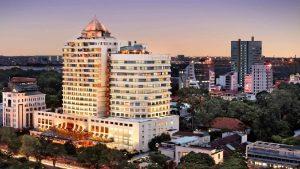 Gía phòng khách sạn Sofitel Plaza Sài Gòn