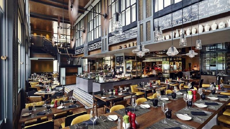 Nhà hàng Sofitel Plaza Sài Gòn