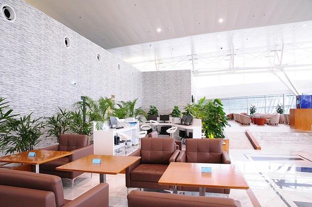 phòng chờ thương gia vietnam airlines