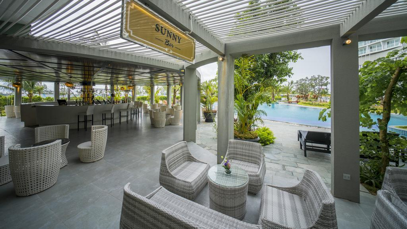 Bar tại Khách sạn Mường Thanh Phú Quốc