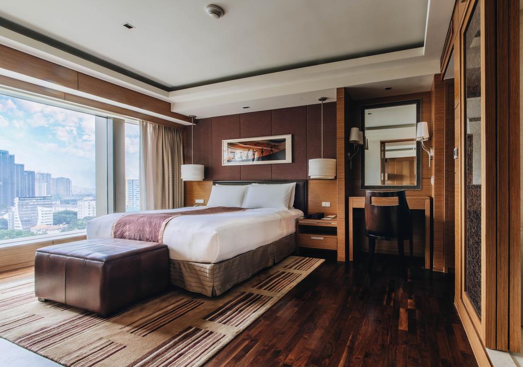 phòng deluxe suite Khách sạn InterContinental Saigon