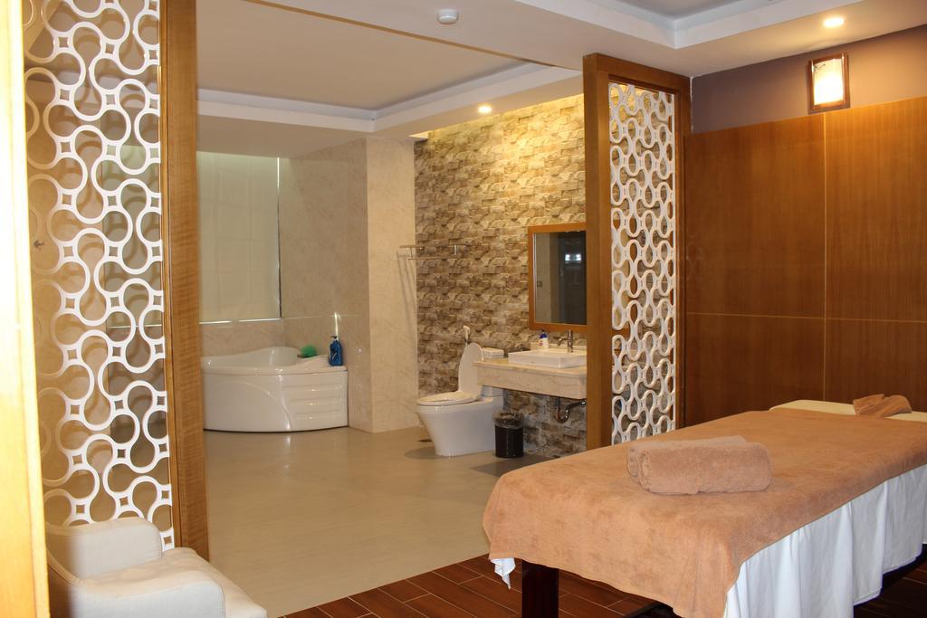 Spa tai Khách sạn Mường Thanh Cửa Đông