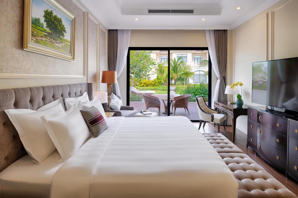 Villa 3 phòng ngủ Vinpearl Discovery 2 Phú Quốc